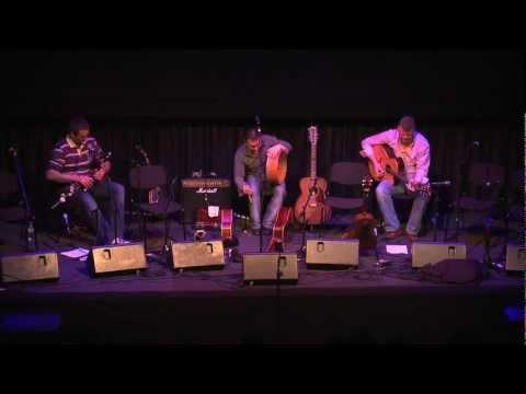 Pádraig McGovern, John Joe Kelly, John McCartin - Clip 3: Traditional Irish Music LiveTrad.com