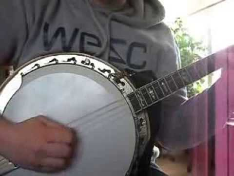 Irish Tenor Banjo Jig (Knocknagow)