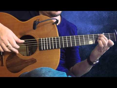 Morning Dew - Irish Guitar - DADGAD Fingerstyle Reel