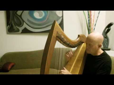 Planxty Irwin on the Celtic Harp by Will Alexandre