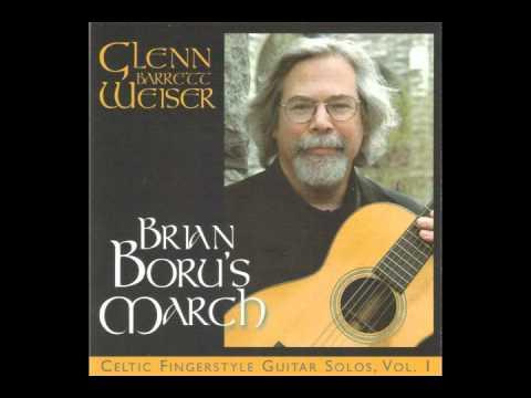 Squire Wood's Lamentation/Planxty Hewlett - Celtic guitar solo by Glenn Weiser