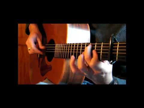 Cregg's Pipes - Irish Guitar - DADGAD Fingerstyle Reel