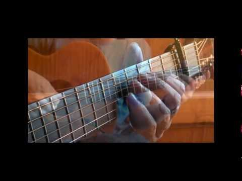 Si Bheag, Si Mhor - Irish Guitar - DADGAD Fingerstyle O'Carolan
