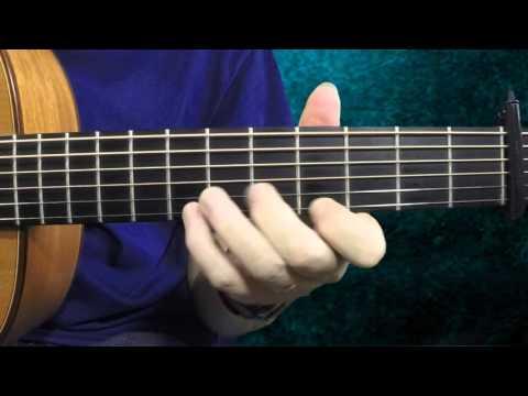 Leitrim Rambler - Irish Guitar - DADGAD Fingerstyle Polka