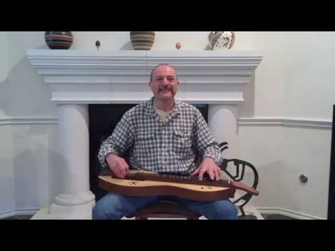 Mark Gilston - An Comhra Donn on mountain dulcimer