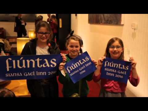 Craobh Siansa Gael Linn 2016 'Promo'