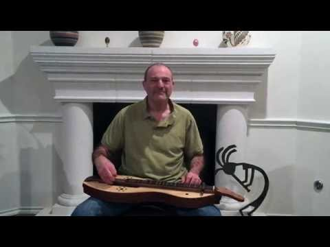 Mark Gilston - Rakes of Kildare and Mug of Brown Ale on Mountain Dulcimer