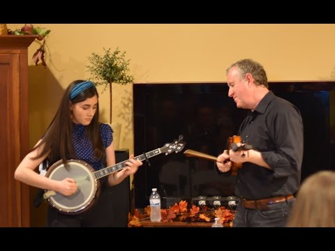 John and Maggie Carty  Traditional Irish Music