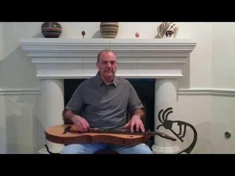 Mark Gilston - Star of the County Down on mountain dulcimer