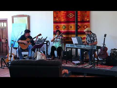 """The Hand of the Little People"" - Éilís Crean, John Mock & Jeff Taylor"