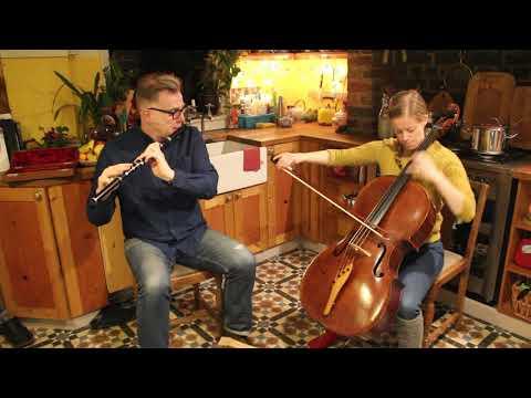 Irish Air on Flute & Cello: Liz Hanks & Michael Walsh