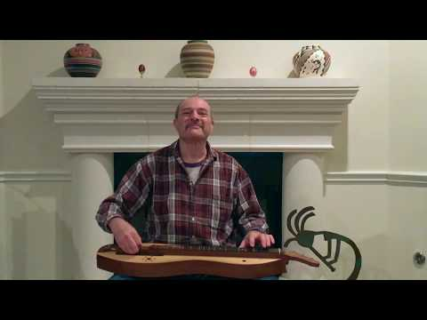 Mark Gilston - Smash the Windows and I Buried My Wife on mountain dulcimer