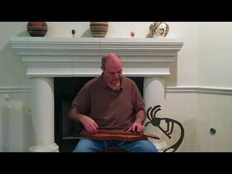Mark Gilston - Tobin's Favorite and Lark In the Morning on mountain dulcimer
