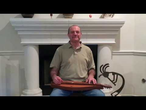 The Wise Maid and The Bank of Ireland - Mark Gilston on mountain dulcimer