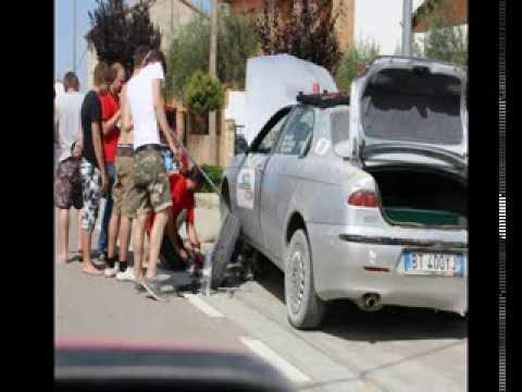 Rallye München-Barcelona 2014, Etappe 7 Zaragoza- Barcelona