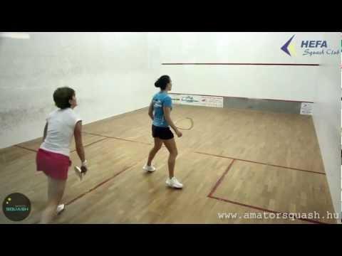 Veszprémi Selejtező - Intersport IV. Szabadidős Squash OB
