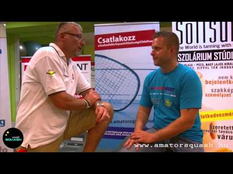 Budapesti Selejtező - Intersport IV. Országos Szabadidős Squash Bajnokság