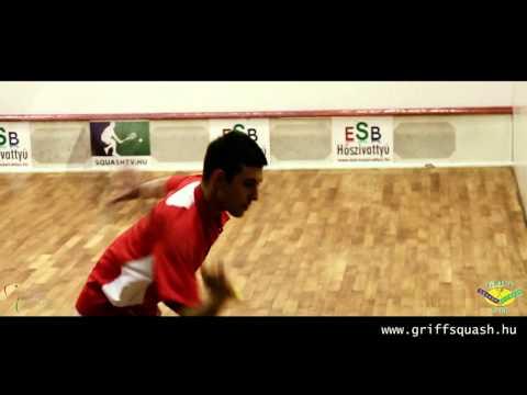 Intersport XXV. Egyéni Országos Squash Bajnokság - Promó