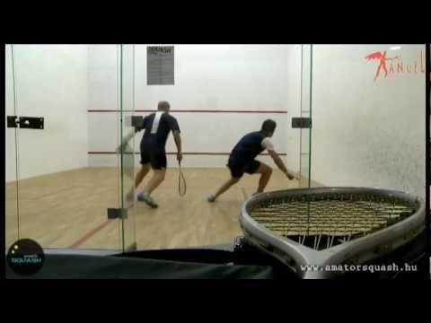 Tiszaújvárosi Selejtező - Intersport IV. Szabadidős Squash OB