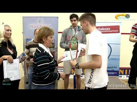 Szegedi Selejtező - Intersport IV. Szabadidős Squash OB