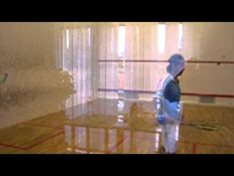 FIFO squash verseny