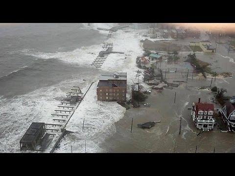 Hurricane Sandy in Far Rockaway by Ladyannty (16 Years Old) [New Song]