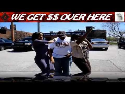 We Get Money Over Here official video by BFE artist Ricky Cardo