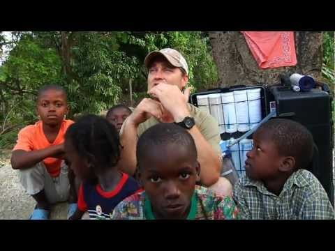 THE WATER BOX IN HAITI   BRIAN STEIDLE