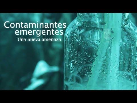 Contaminantes Emergentes: una nueva amenaza - Emerging Contaminants (sub)