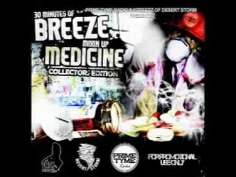 Juelz Santatna Mixing up the Medicine DJ M Breeze Promo