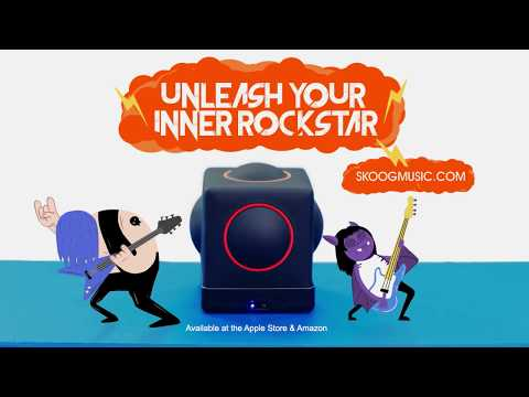 Unleash your Inner Rockstar with Skoog