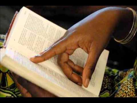 SR GISELLE LENDI MEDITEZ LA BIBLE TOUT LE JOUR