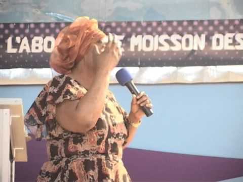 TEMOIGNAGE GRACE KALANGA (Ex femme de Mobutu ) 4/9