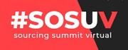 Sourcing Summit Virtual #sosuv