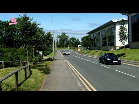 Aventador & McLaren Acceleration