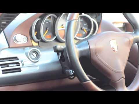 Porsche Carrera GT - Amari Super Cars