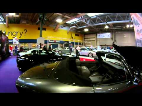 TVR Car Club Stand 2012 NEC Classic Car Show
