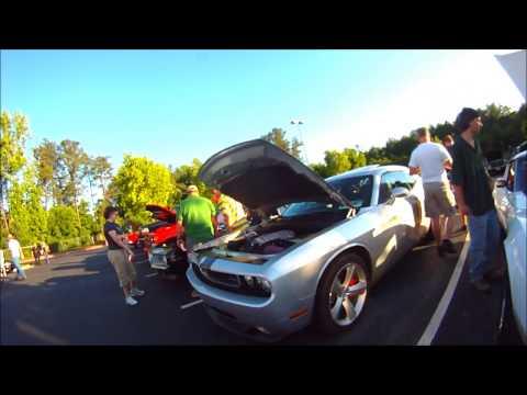 Summit Racing Car Meet