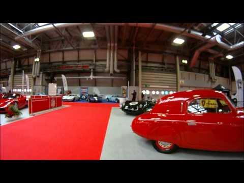 The Classic Car Show 2013    Walk Round