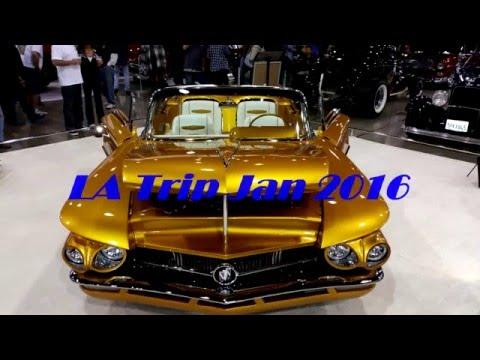 LA Trip 2016