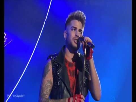 Adam Lambert: Bohemian Rhapsody, from audition to GFG!