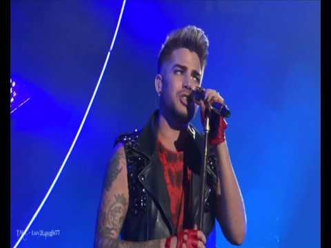 Adam Lambert: Bohemian Rhapsody, from audition to GFG!