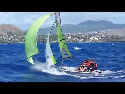 HKBC 2016 Baron's Cup and Dinghy Trans-Pac