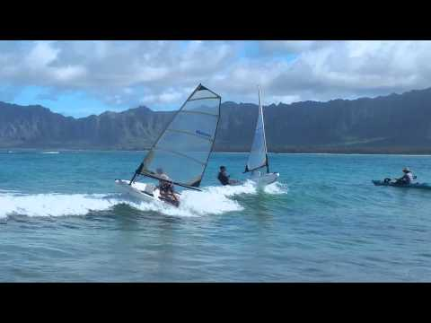 O'pen BIC surfing