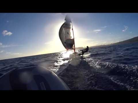 Fall Sailing at Hawaii Kai Boat Club