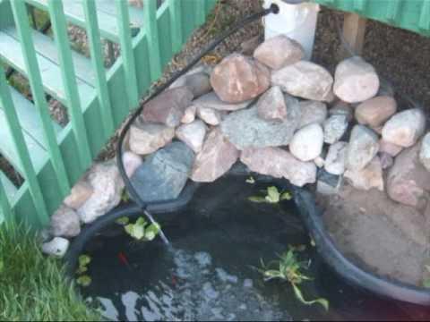 DIY Bucket/Pond Filter: pt 2