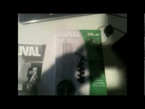 New Fluval Co2