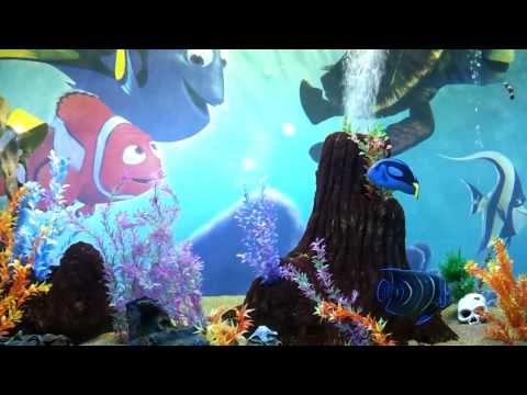 Finding Nemo Fish Tank !