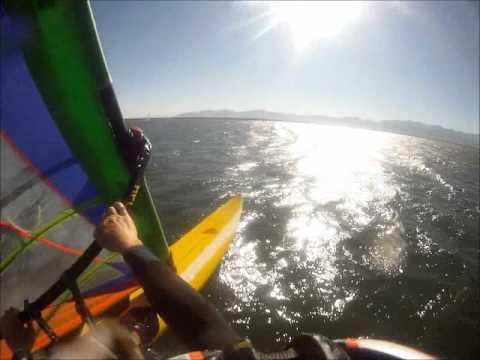 Windsurfing Grantsville