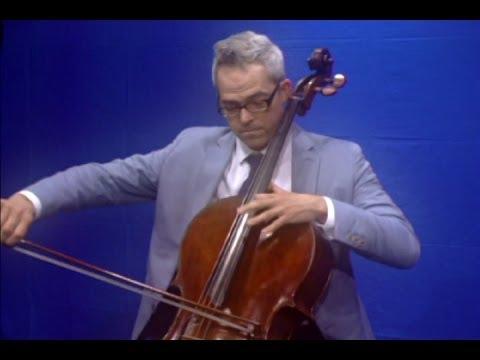 Cellist Alex Kelly - The Bright River